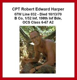 CPT Robert Edward Harper