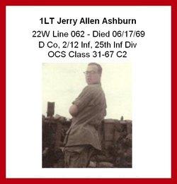 Lieut Jerry Allen Ashburn