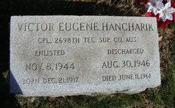 Victor Eugene Hancharik