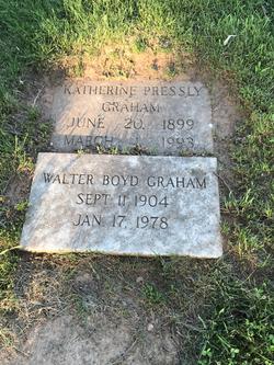 Walter Boyd Graham