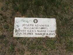 Sgt Joseph Adamaitis