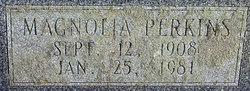Magnolia <I>Perkins</I> Gee