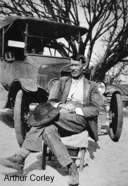 Arthur Francis Corley