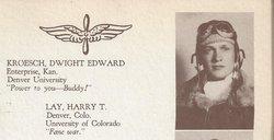 Capt Harry T Lay