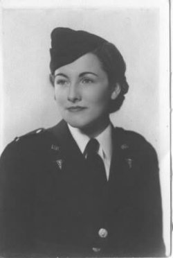 2Lt Eloise Marie Richardson