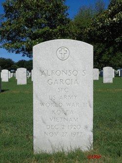 Alfonso S Garcia