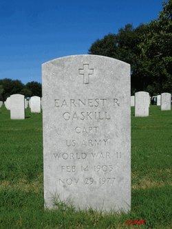 Earnest R Gaskill