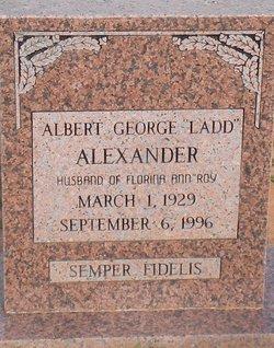Albert George Alexander