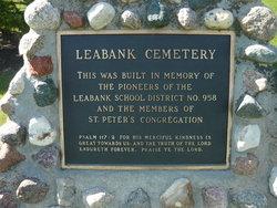 Leabank Cemetery