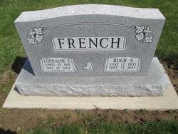Lorraine E. <I>Jakel</I> French