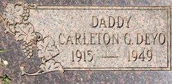 "Carleton George ""Carl"" Deyo"