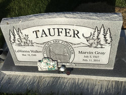Marvin Gray Taufer
