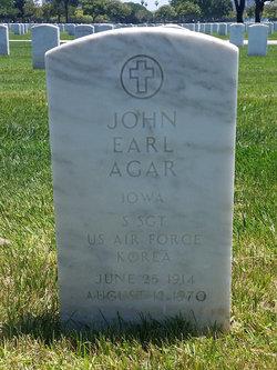 John Earl Agar