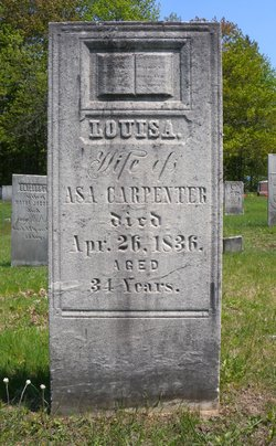 Louisa <I>Wood</I> Carpenter