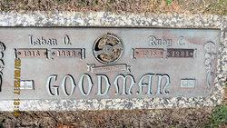 Ruby Giles <I>Carter</I> Brooks-Goodman