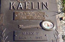 Mary Francis Kaelin