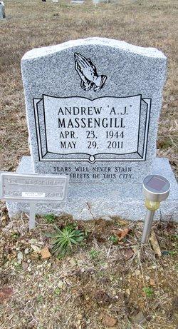 "Andrew J. ""A.J."" Massengill"