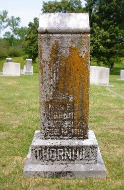 Edith Malissie <I>Austin</I> Thornhill