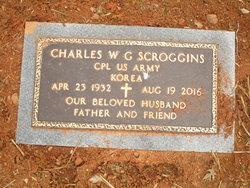 """Charles """"W.G."""" Scroggins"""
