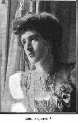 "Alice Emma Margaret ""Margot"" <I>Tennant</I> Asquith"