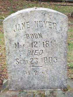 Jane <I>Sharrock</I> Noyer