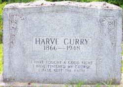 "Rev Harvey ""Harve"" Curry"