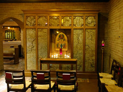 Mount Olive Lutheran Church Columbarium