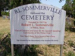 R.L. Sommerville Cemetery