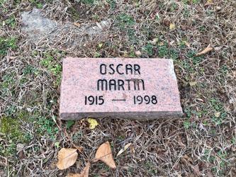 Oscar Martin