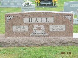 Willie B. Hale
