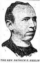 Rev Patrick E Heslin