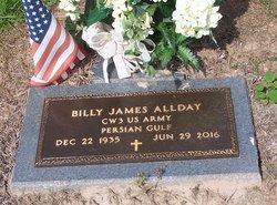 Billy James Allday