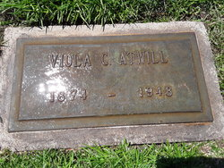 Mrs Viola Thomas <I>Coats</I> Atwill