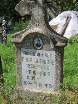Maria Faur (1936-Unknown) - Find A Grave Memorial