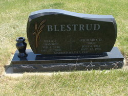 "Richard O. ""Dick"" Blestrud"