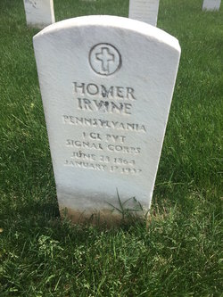 Homer Irvine