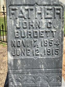 John Cooper Burdett