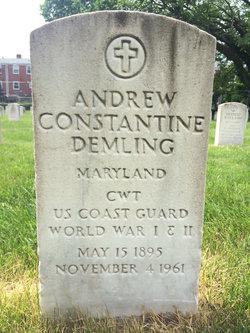 Andrew C Demling