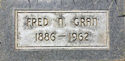 "Frederick Norman ""Fred"" Gran"