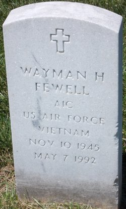 Wayman H Fewell