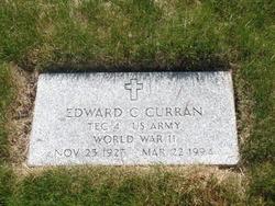Edward C Curran