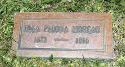 Ella Pleona <I>Barksdale</I> Morgan