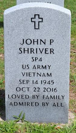 John Patrick Shriver
