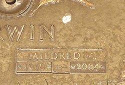 Mildred Marie <I>Ahrens</I> Kerwin