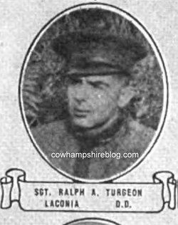 CPL Ralph A Turgeon