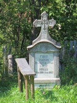 Maria Faur (1918-1967) - Find A Grave Memorial
