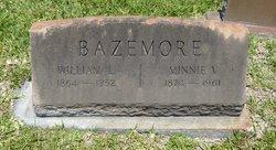 Minnie Viola <I>Barksdale</I> Bazemore