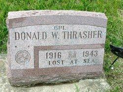 Donald W. Thrasher