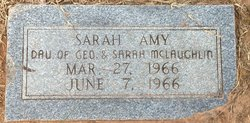 Sarah Amy McLaughlin