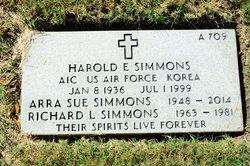 Richard L Simmons